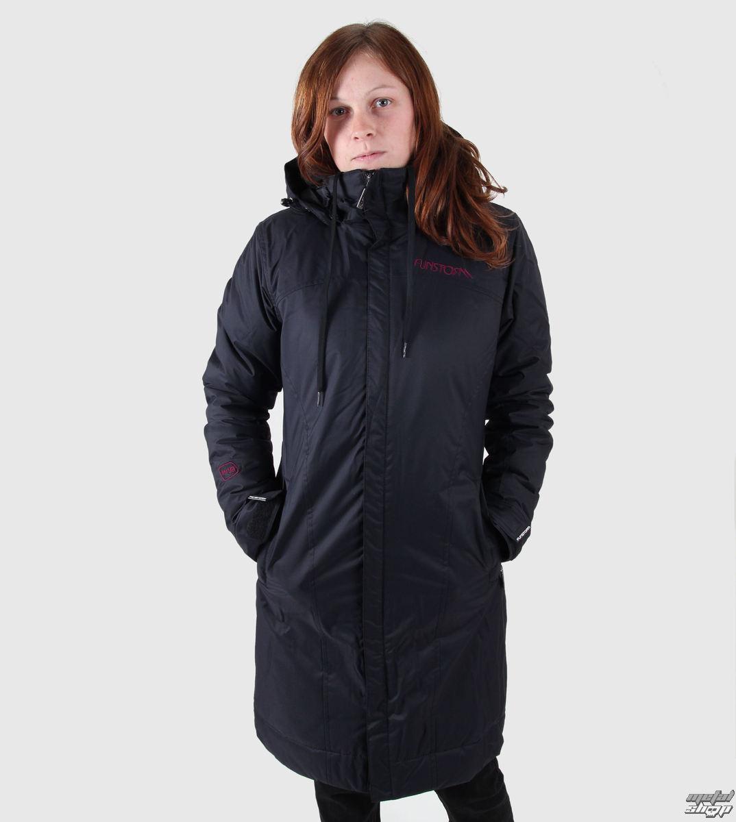 bunda -kabátik- dámska zimný FUNSTORM - Jena - 21 BLACK