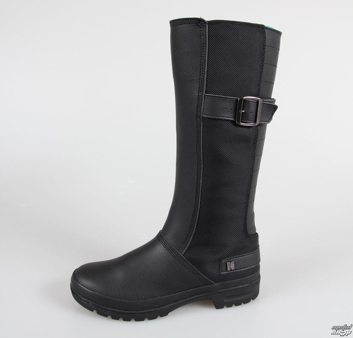 topánky dámske -zimný- DC - Flex Boot - BLACK-BLACK-BB2