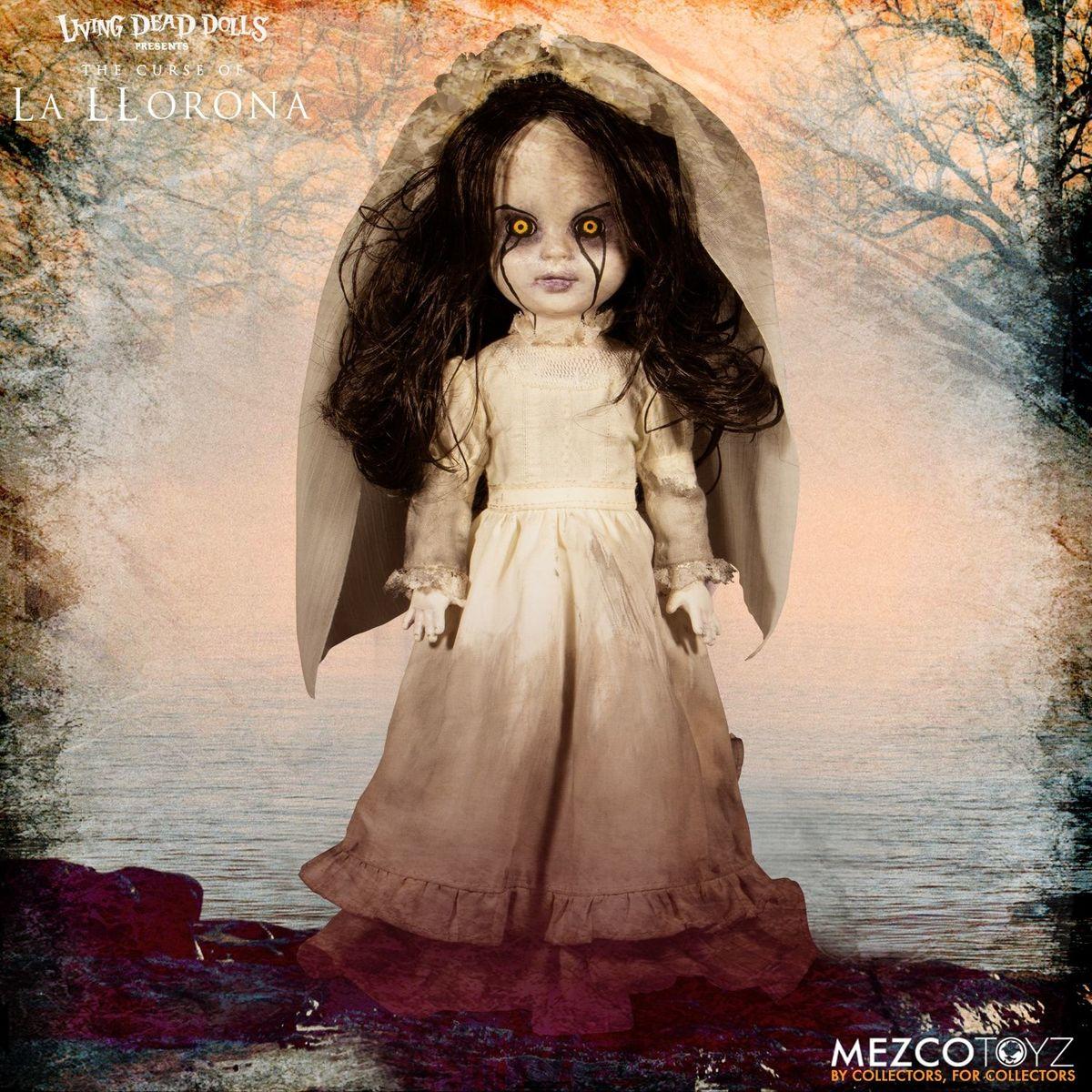 bábika The Curse of La Llorona - Living Dead Dolls - MEZ99594