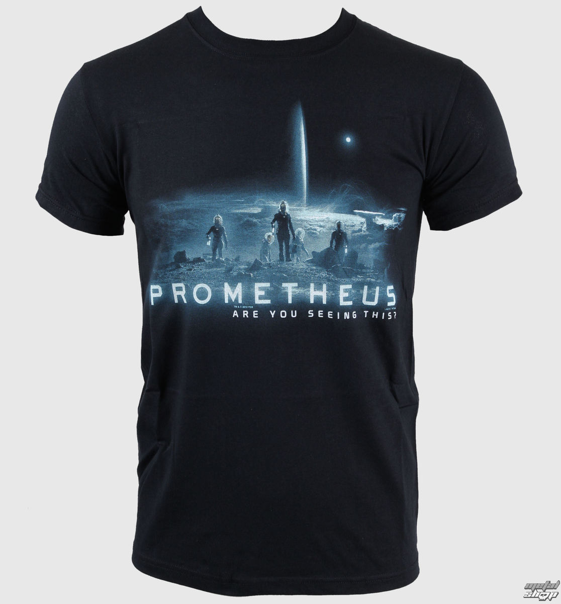 tričko pánske PROMETHEUS - Are You Seeing This