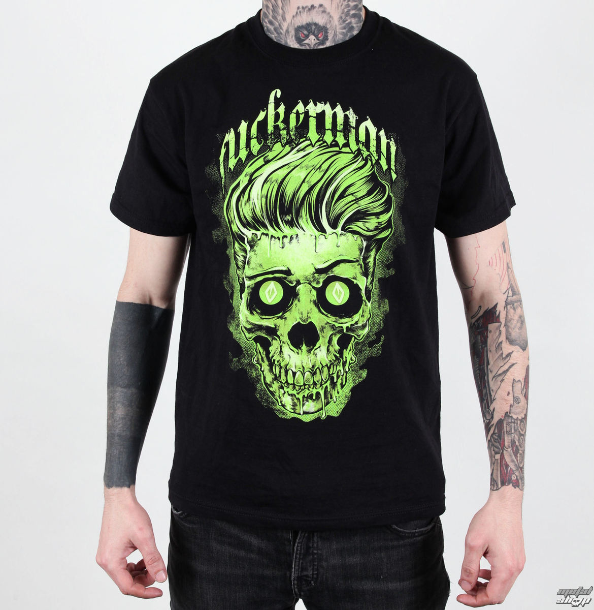 tričko pánske DOGA - Fuckerman