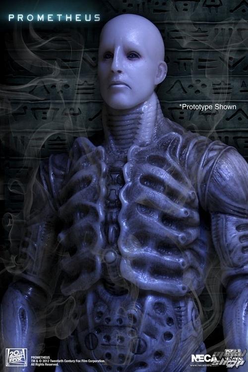 figúrka Prometheus - Engineer - Pressure Suit - NECA51340