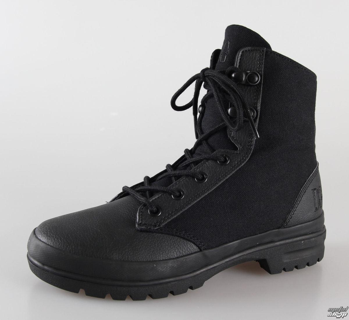 topánky dámske DC - Truce - Black/Black-BB2