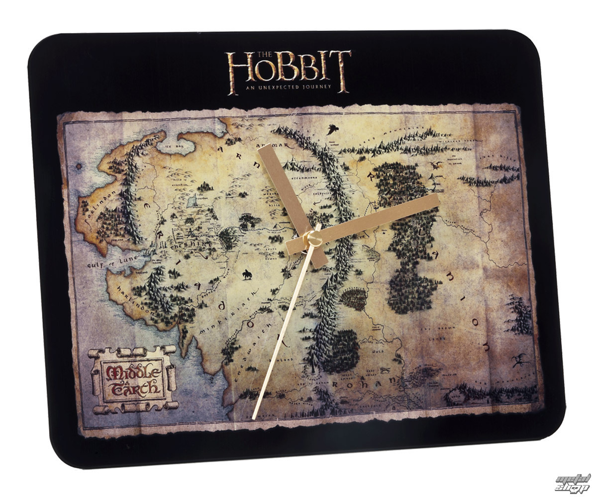 hodiny The Hobbit - Treasure Map - JOY26476