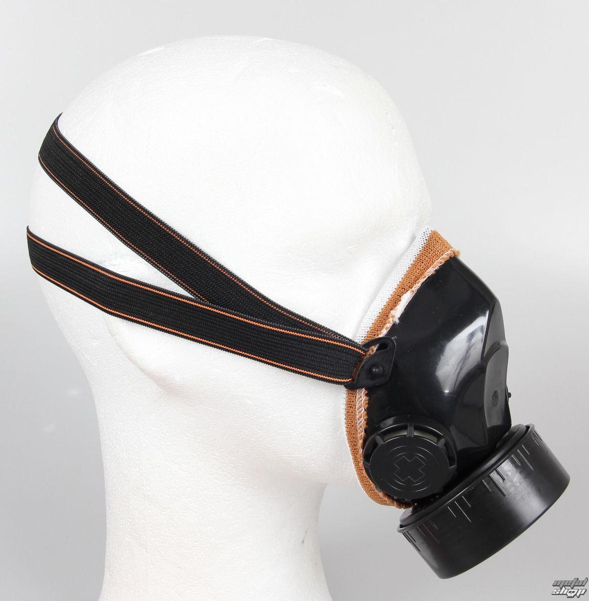 respirátor - POIZEN INDUSTRIES - Google - Black