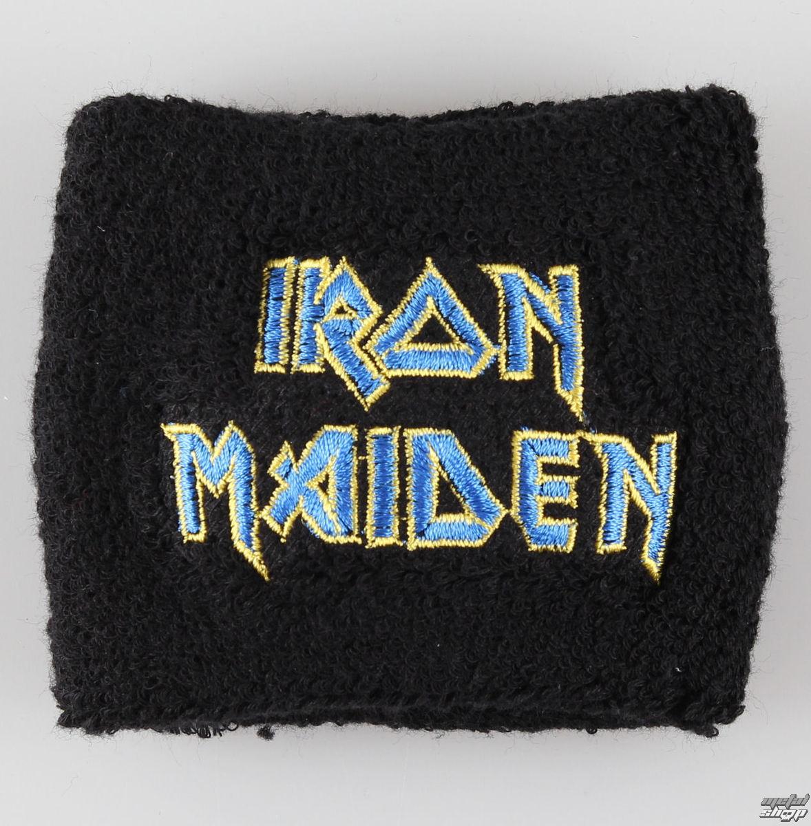 potítko Iron Maiden - Logo - Flight 666 - RAZAMATAZ - WB186