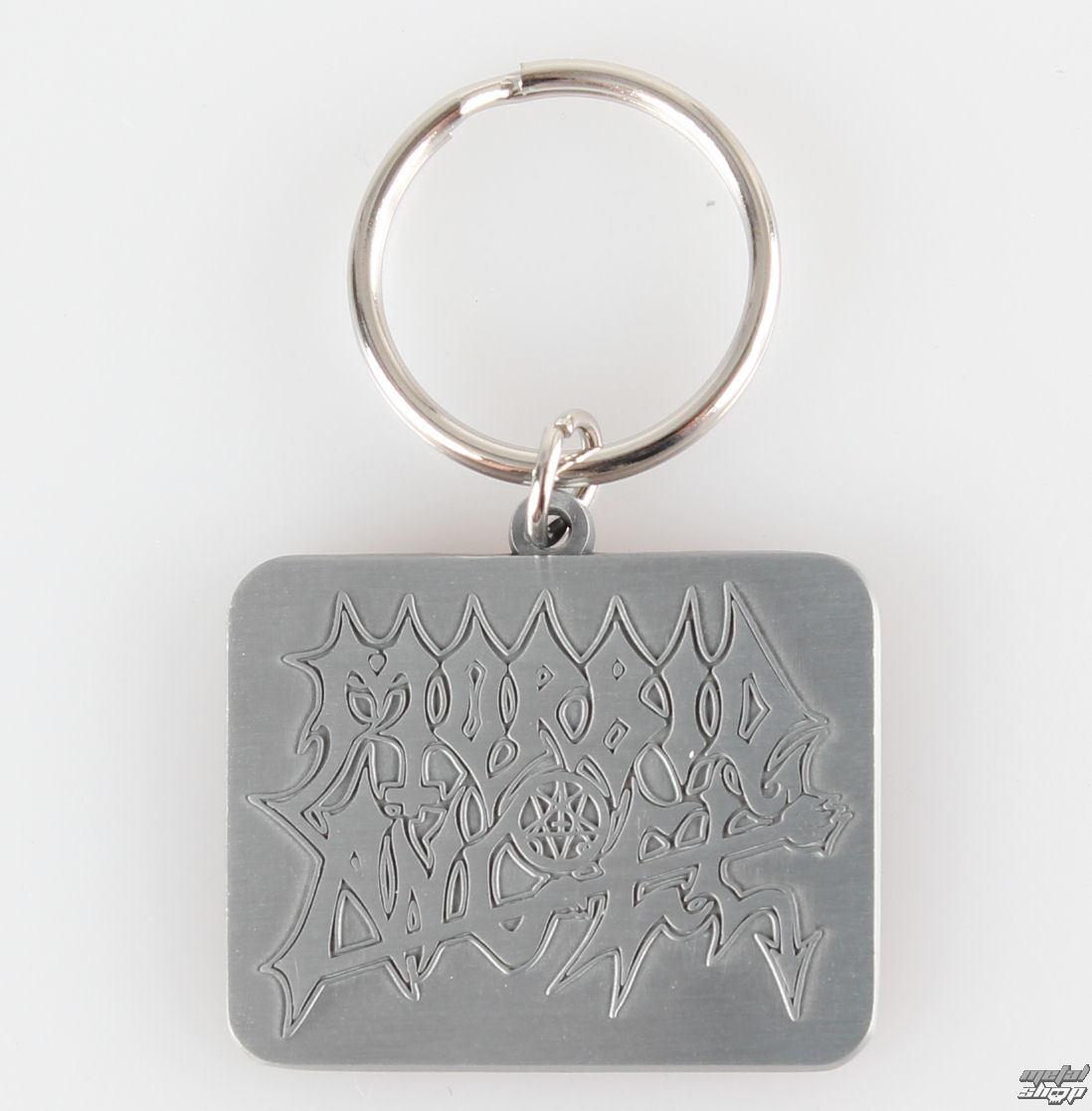 kľúčenka (prívesok) Morbid Angel - Logo - RAZAMATAZ - KR005