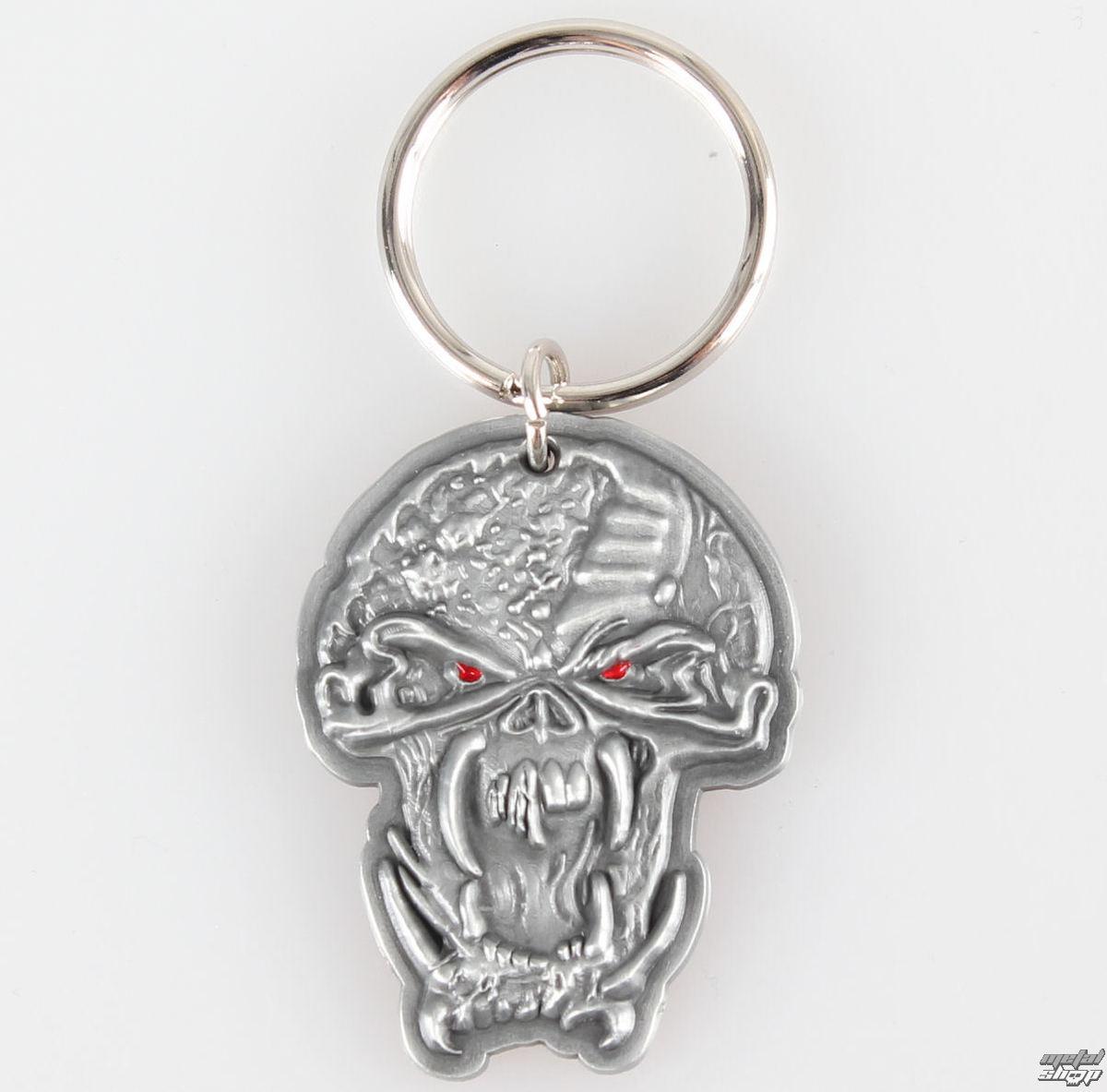 kľúčenka (prívesok) Iron Maiden - The Final Frontier Face - RAZAMATAZ - KR086