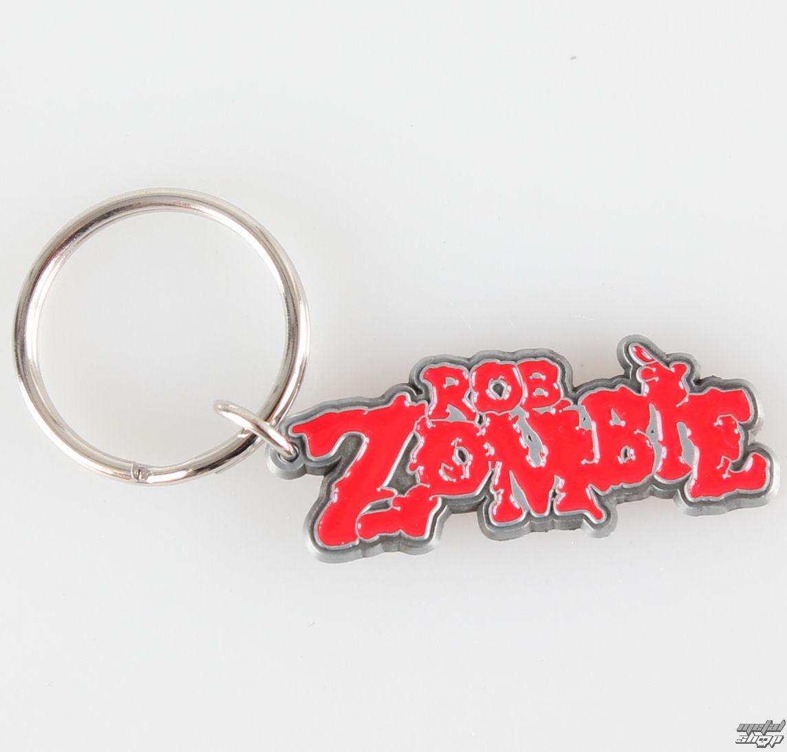 kľúčenka (prívesok) Rob Zombie - Logo - RAZAMATAZ - KR108