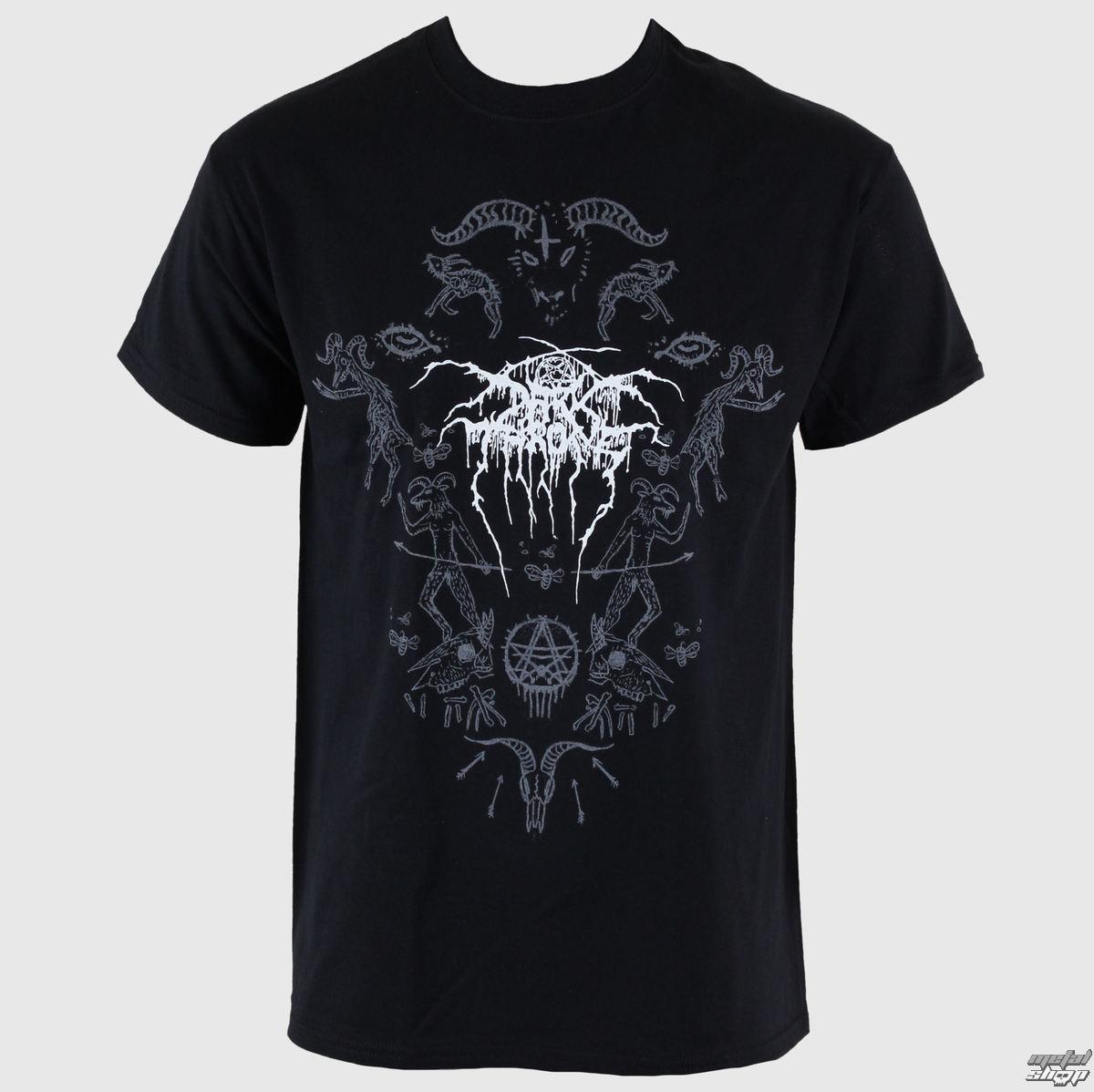 tričko pánske Darkthrone - Goatlord 2012 - RAZAMATAZ - ST1637