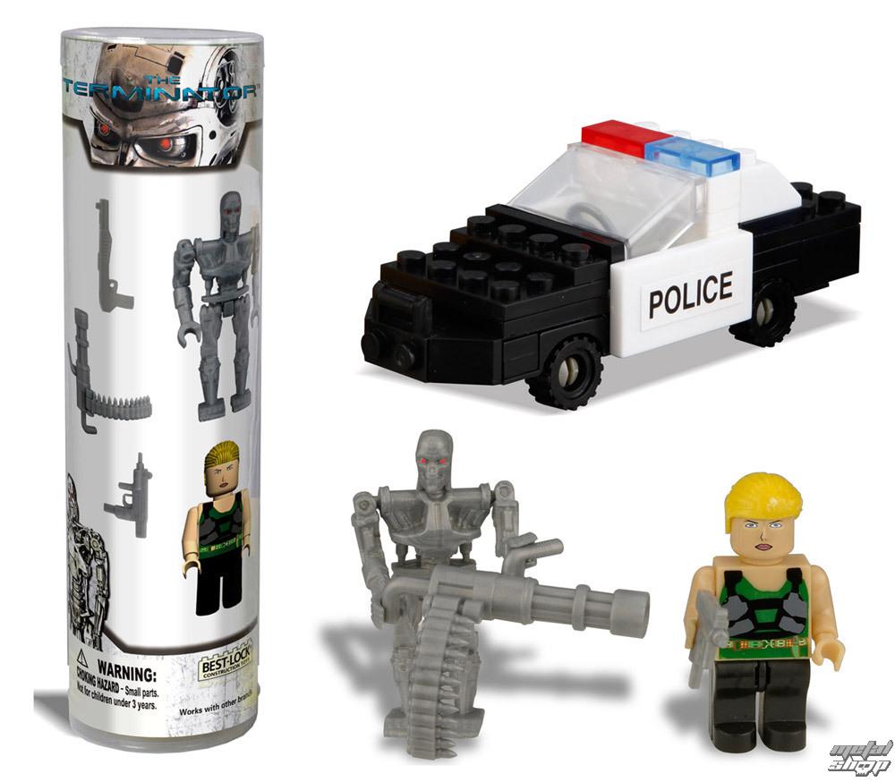 figúrky Terminator - Best-Lock Construction Set T-800 & Sarah Connor - BL01020T