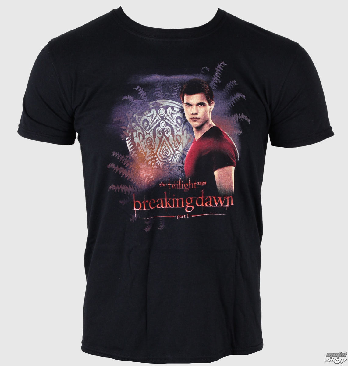 tričko pánske Twilight - Breaking Dawn - Jacob Tattoo - LIVE NATION - PE8555TSBP
