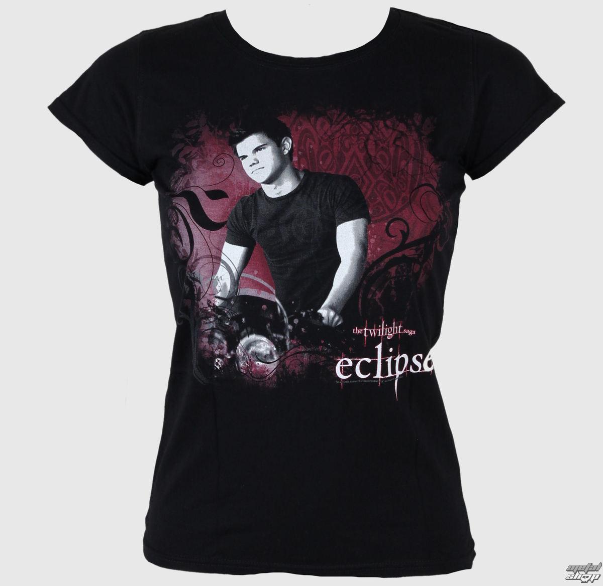 tričko dámske Twilight - Eclipse - Jacob Bike Swirls - LIVE NATION - PE6295SKBP