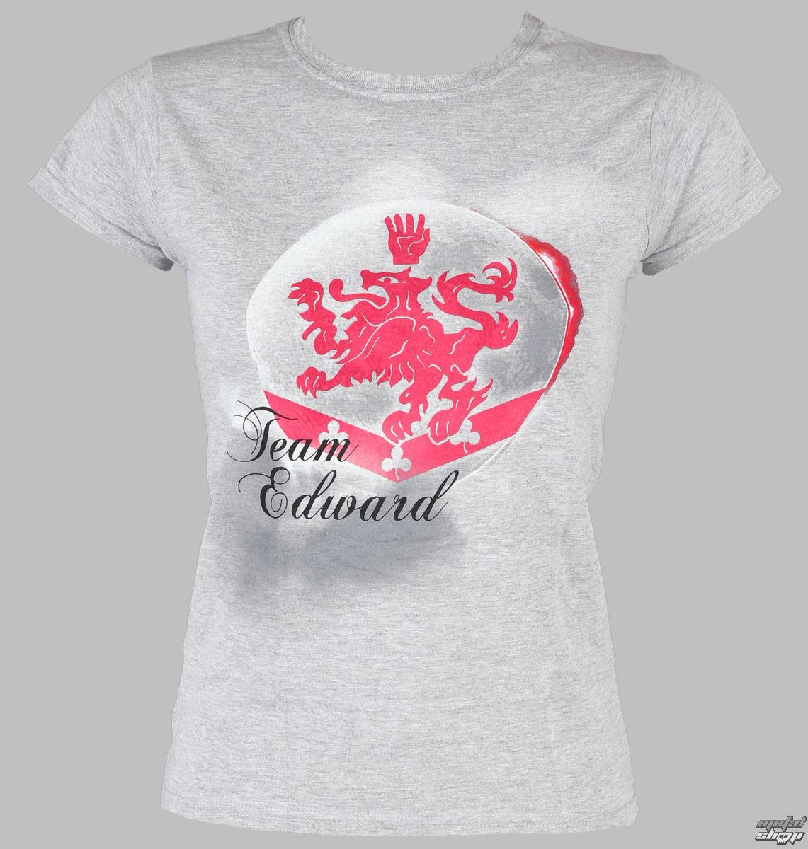 tričko dámske Twilight - Eclipse - Cullen Crest In Eclipse - LIVE NATION - PE6297SKCP