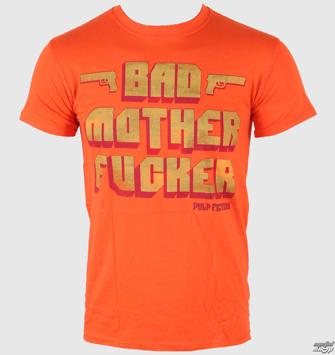 tričko pánske Pulp Fiction - Bad Mother - LIVE NATION - PE7448TSCP