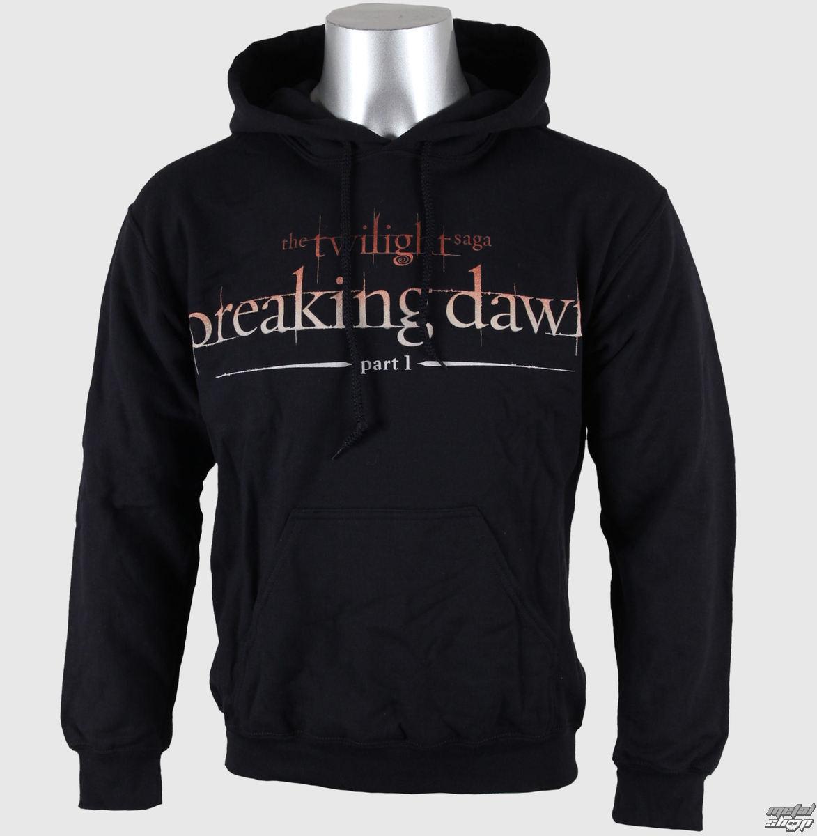 mikina pánska Breaking Dawn - Cast Treated - LIVE NATION - PE8791HSBP