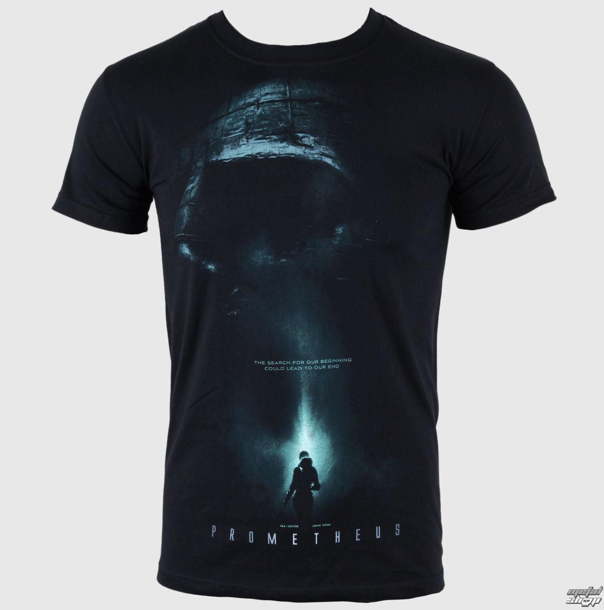 tričko pánske Prometheus - Poster - PLASTIC HEAD - PH7244