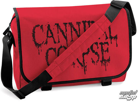 taška Cannibal Corpse - Logo - PLASTIC HEAD - PHBAG027