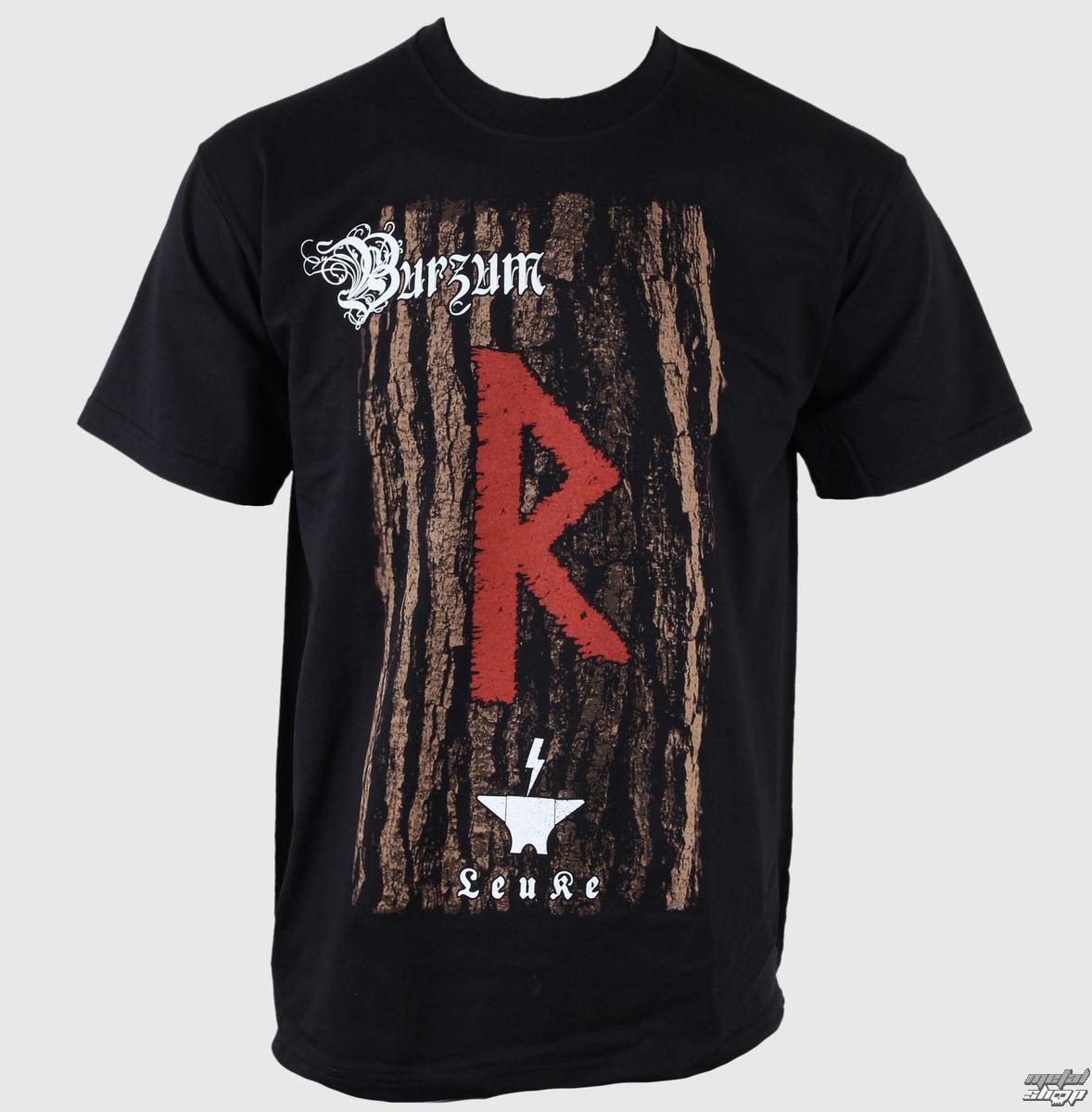 tričko pánske Burzum - Burzum Deities - Leuke - PLASTIC HEAD - PH5651
