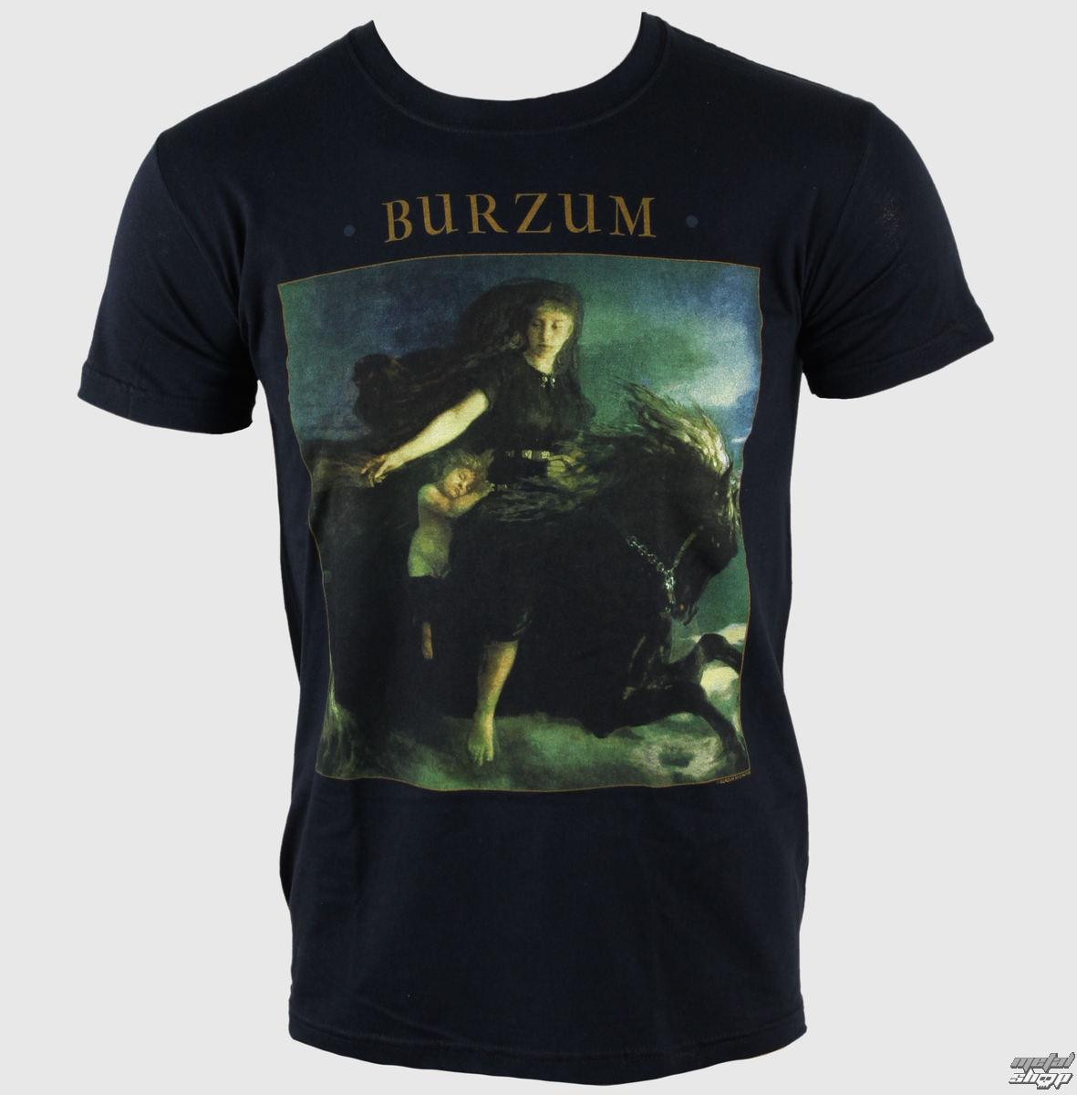tričko pánske Burzum - Umskiptar - PLASTIC HEAD - PH7186