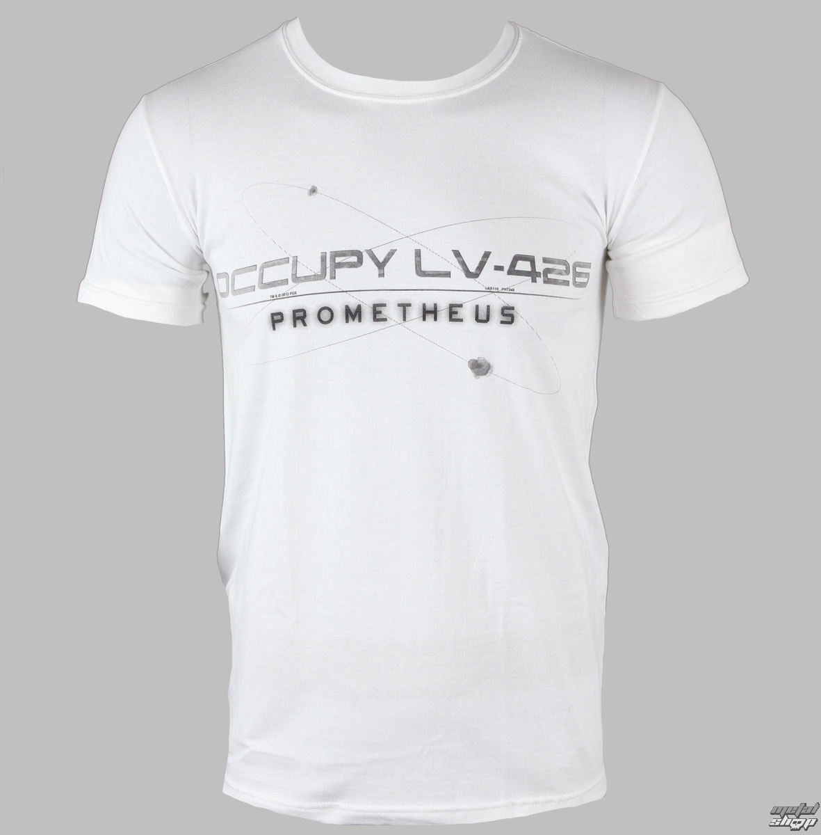 tričko pánske Prometheus - Occupy - PLASTIC HEAD - PH7245