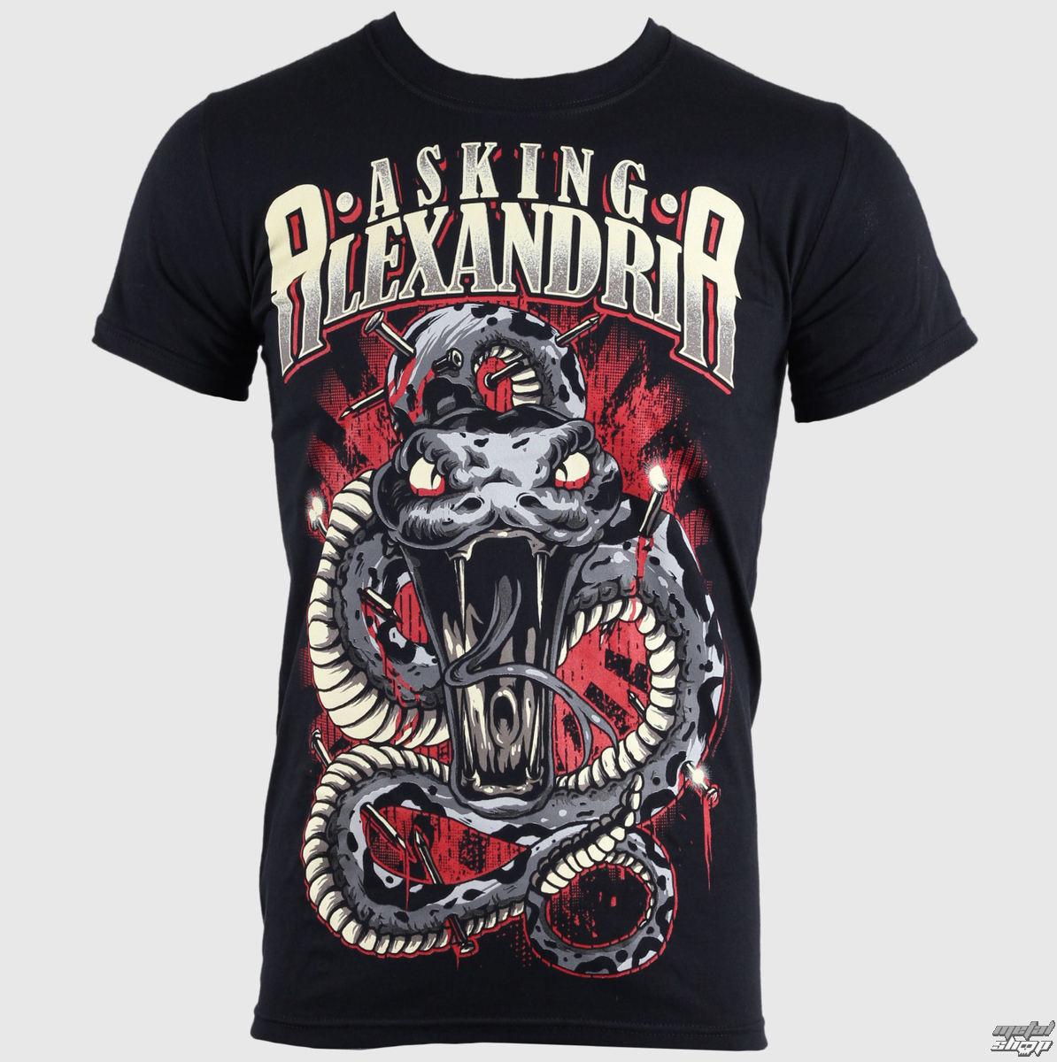 tričko pánske Asking Alexandria - Poison - PLASTIC HEAD - PH7330