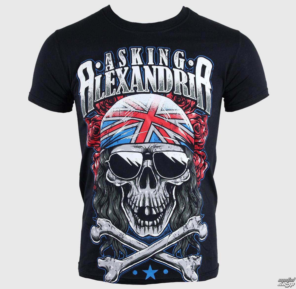 tričko pánske Asking Alexandria - Grayskull - PLASTIC HEAD - PH7331