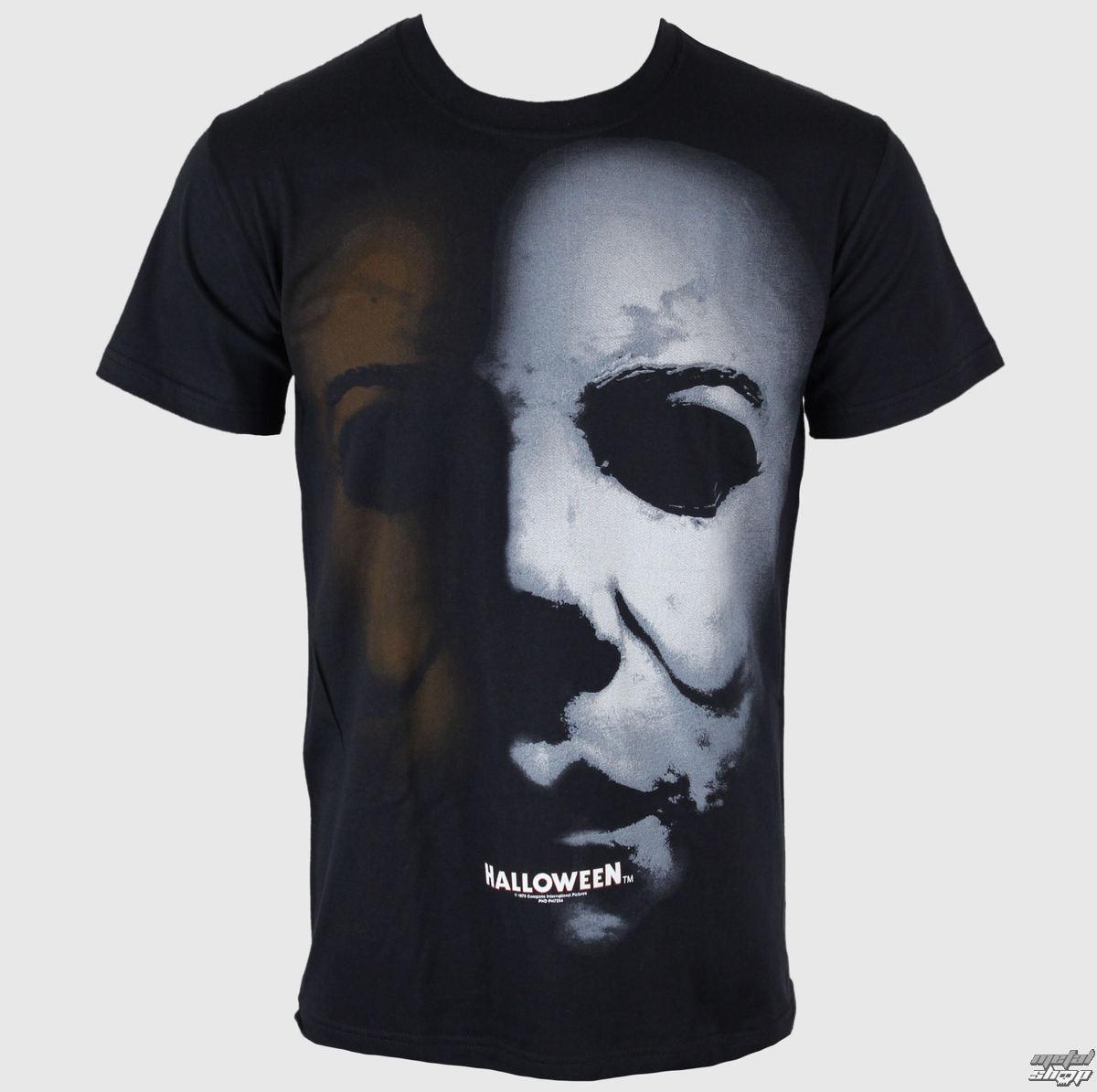 tričko pánske Horror - Halloween - Mask - PLASTIC HEAD - PH7254