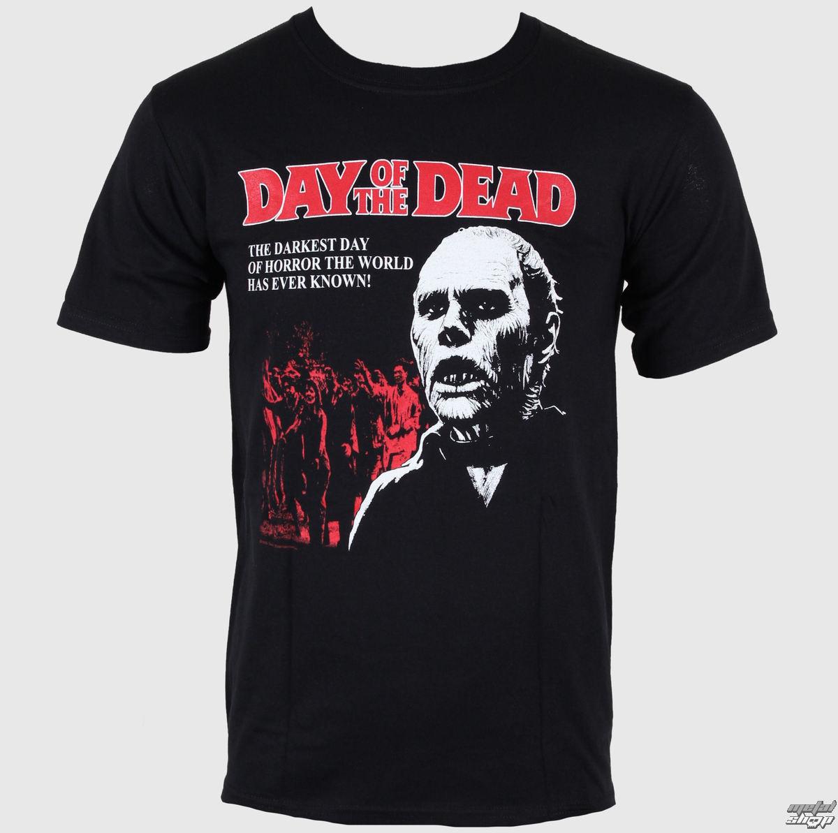 tričko pánské Day of the Dead - Darkest Day of Horror - Black - IMPACT - DOD01