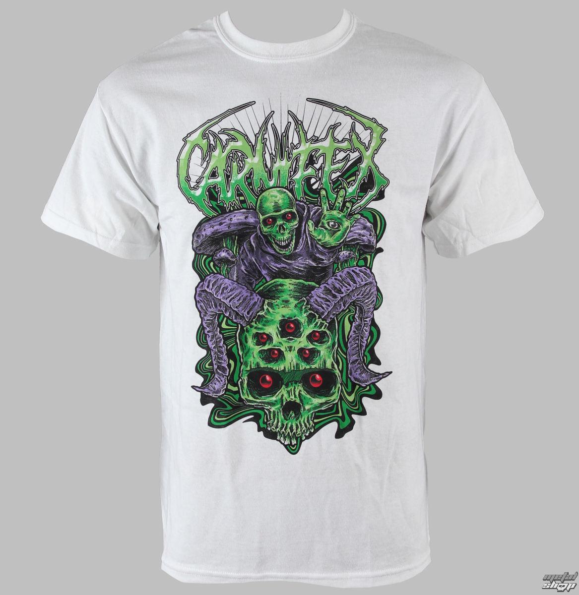tričko pánske Carnifex - Mushrooms - VICTORY - VT729