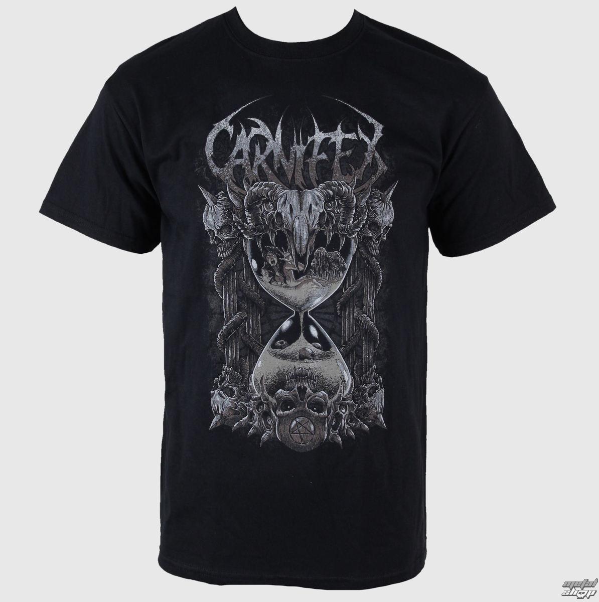 tričko pánske Carnifex - Hour Glass - VICTORY - VT731