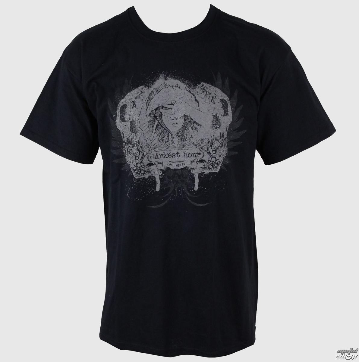 tričko pánske Darkest Hour - Skulls - VICTORY - VT382