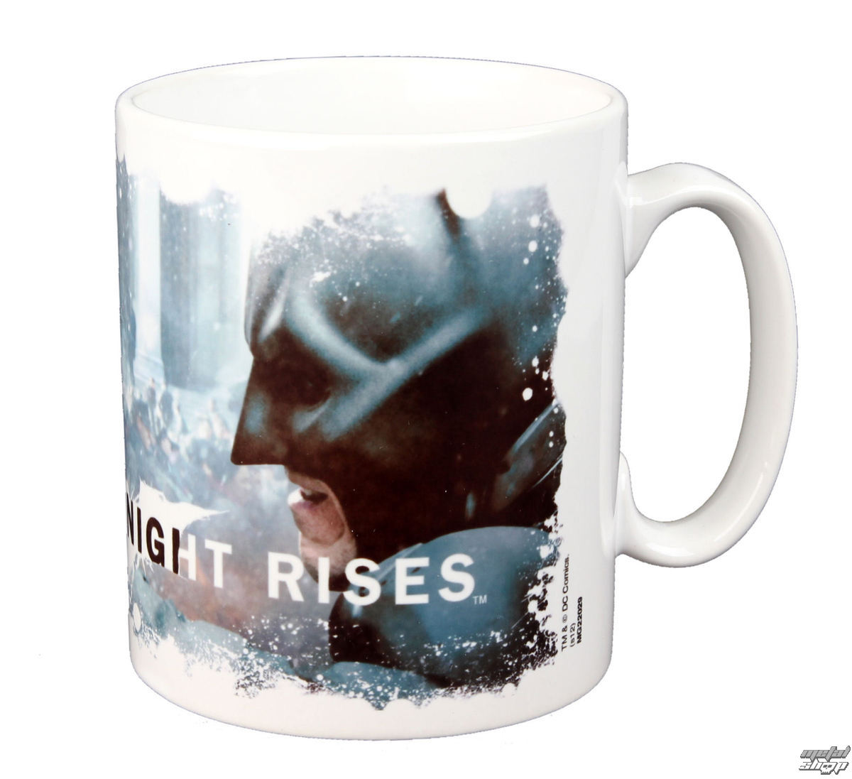 hrnček The Dark Knight Rises (Mask) - Pyramid Posters - MG22029