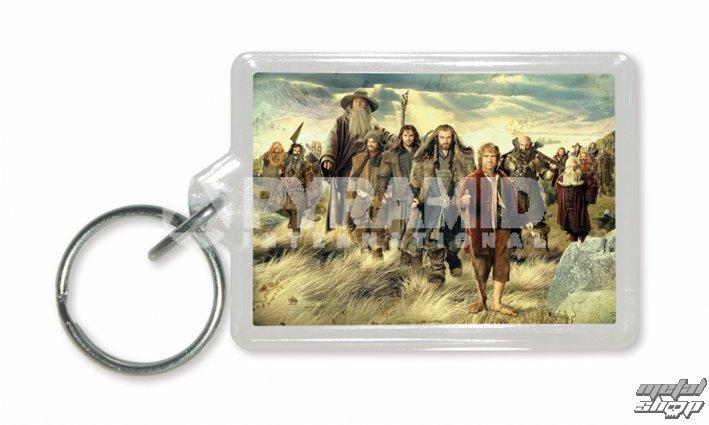klíčenka (přívěšek) The Hobbit - The Company - PYRAMID POSTERS - PK5556
