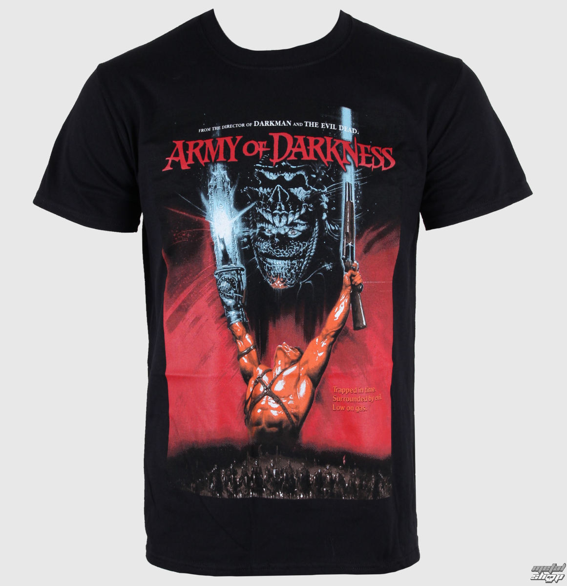 tričko pánske Army Of Darkness - Poster - LIVE NATION - PE10111TSB