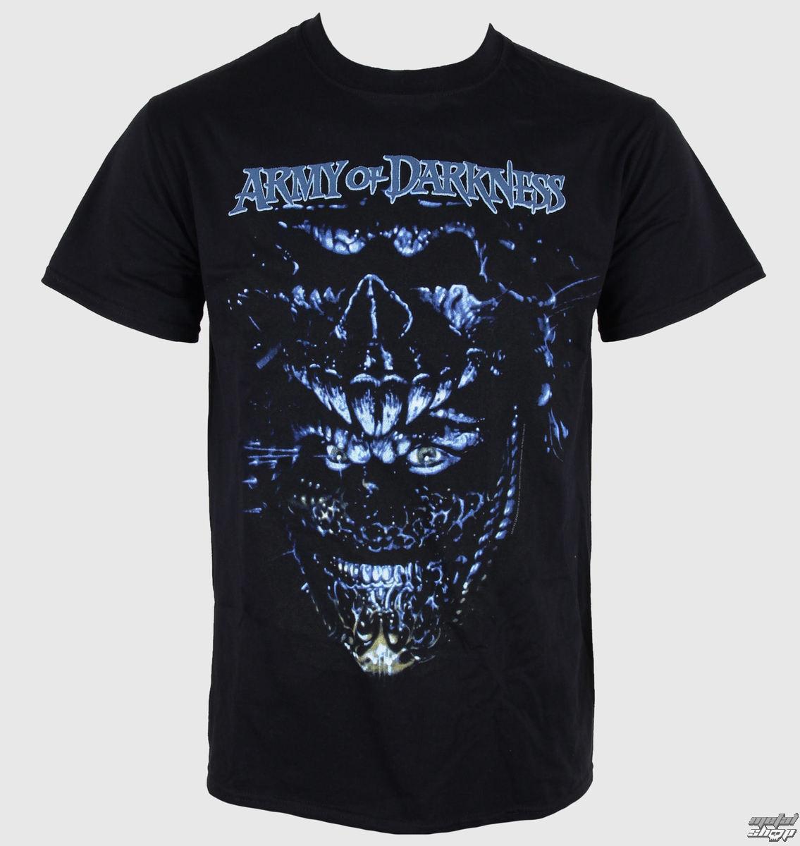 tričko pánske Army Of Darkness - Evil Ash - LIVE NATION - PE10112TSB