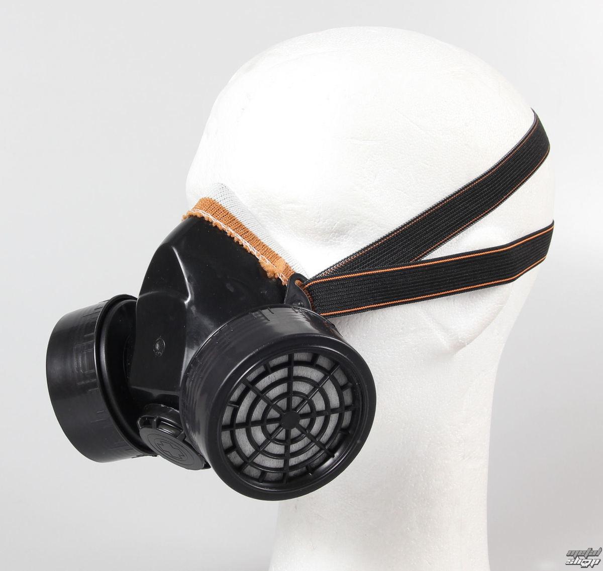 respirátor POIZEN INDUSTRIES - Google CM2 - Black
