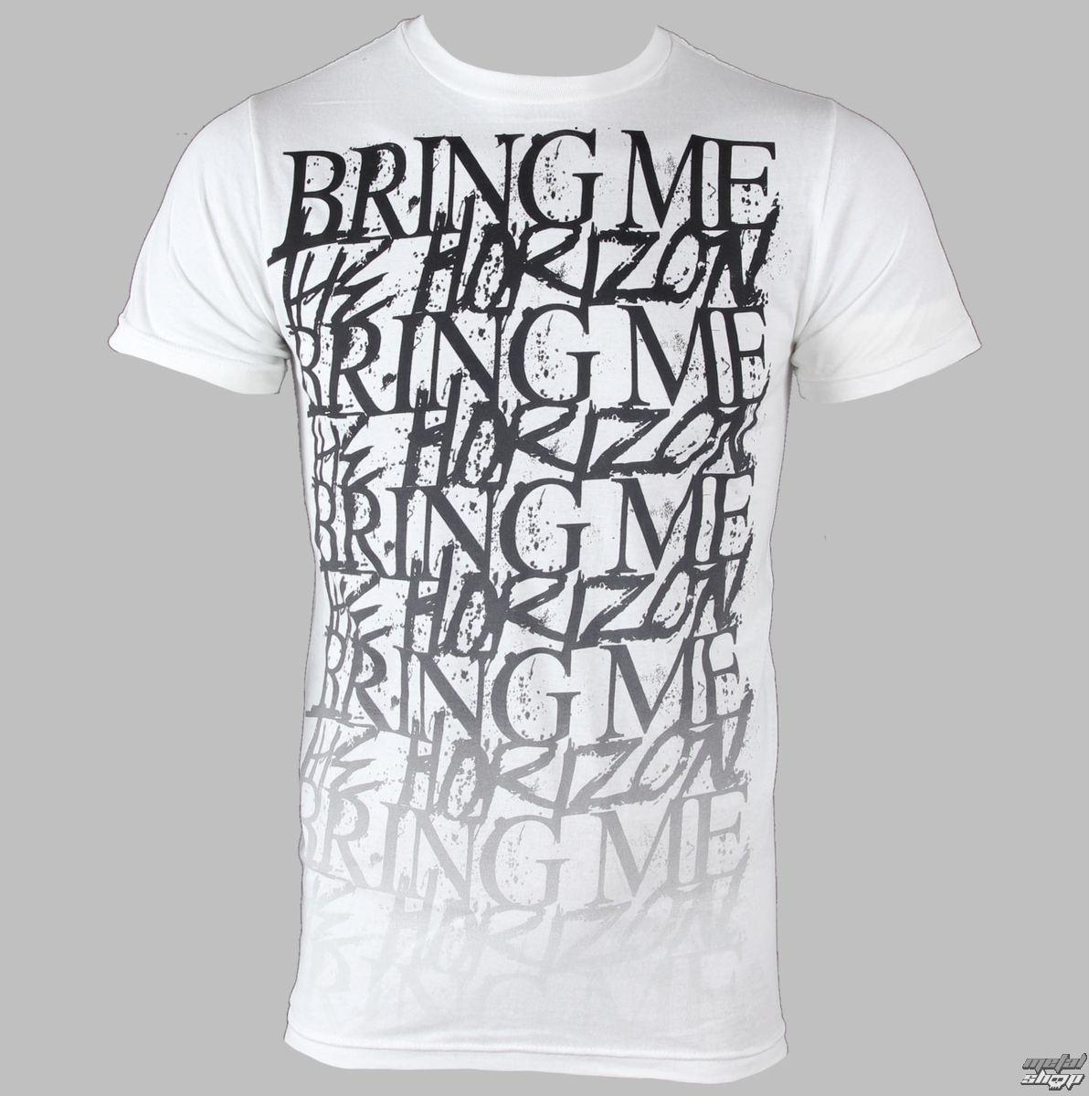 tričko pánske Bring Me The Horizon - Stacked - BRAVADO USA - BHM1015