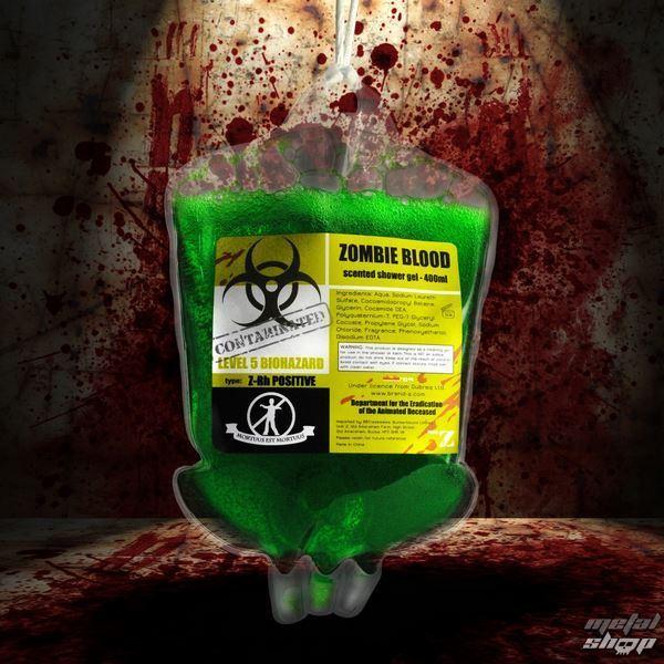 sprchový gél Zombie Blood - 23265
