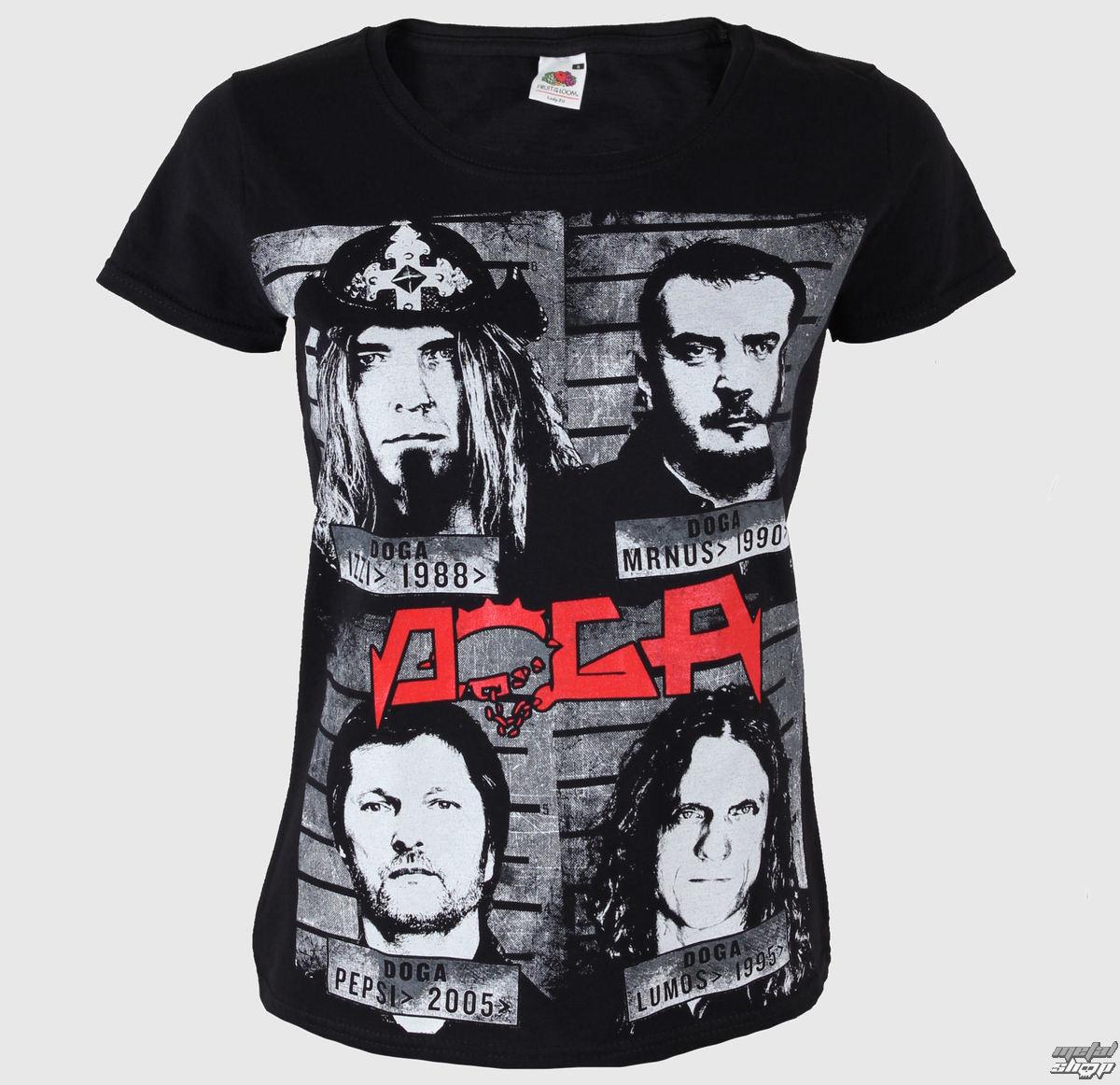 tričko dámske DOGA - Head