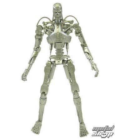 figúrka Terminator 2 - T-800 Endoskeleton 7 - Silver - 79843