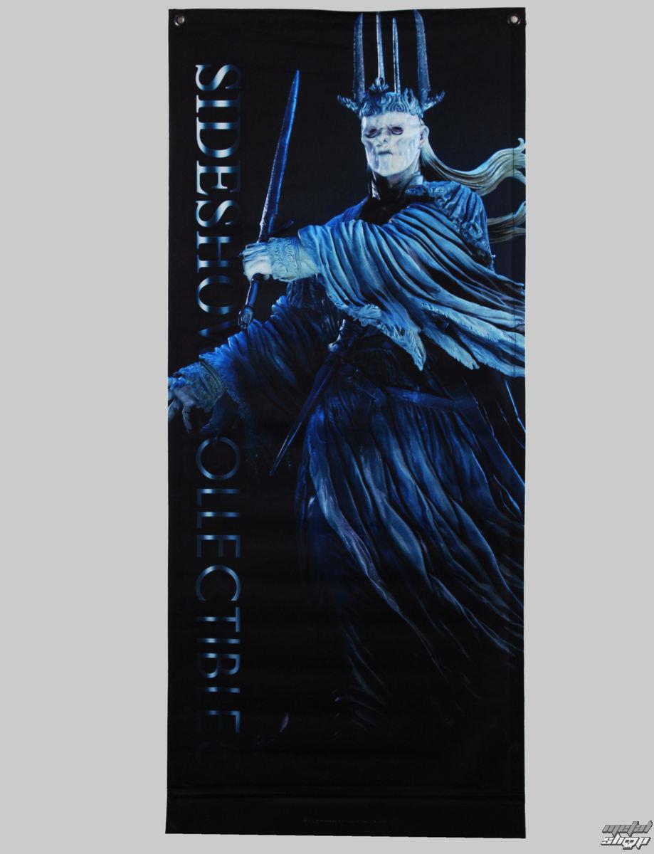 vlajka (banner) Pán prsteňov - The Witch King - 76x183 - SSBAN004L
