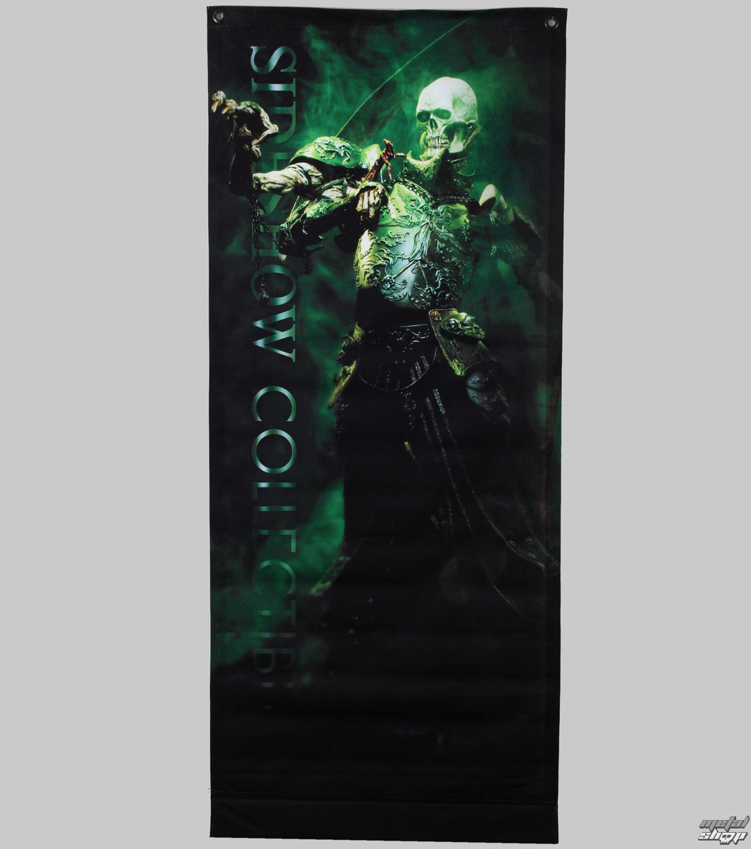 vlajka (baner) The Reaper - 76x183 - SSBAN005L