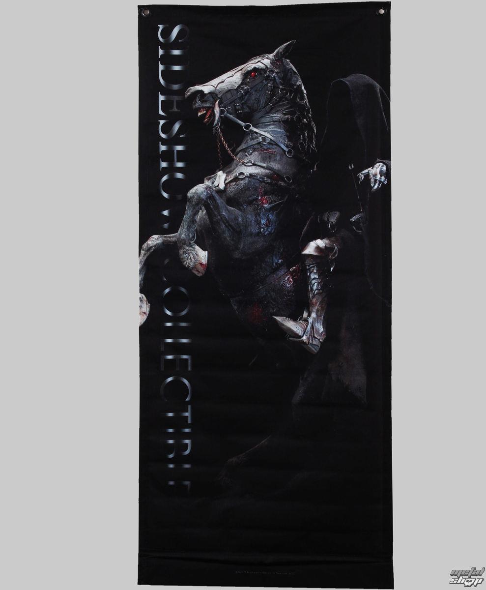vlajka (banner) Pán prsteňov - Dark Rider - 64x152 - SSBAN009M