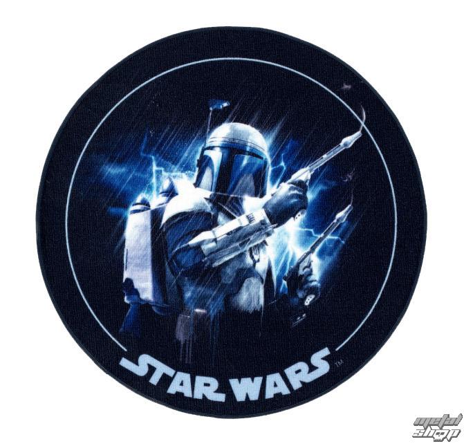 koberec (okrúhly) STAR WARS - Rug Jango Fett - BCSW-11