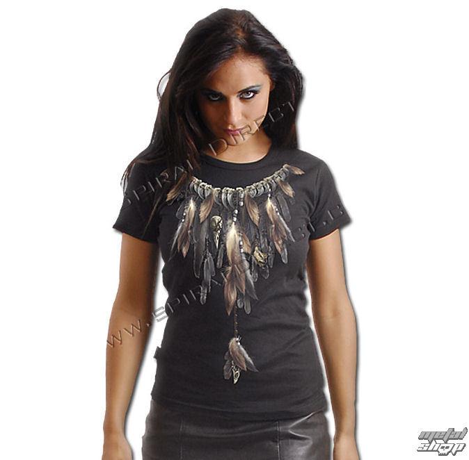 tričko dámske SPIRAL - Native Spirit - TR345106