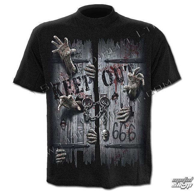 tričko pánske SPIRAL - Zombies Unleashed - TR346600