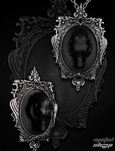 obojok RESTYLE - Dead Bat - Black - 0105