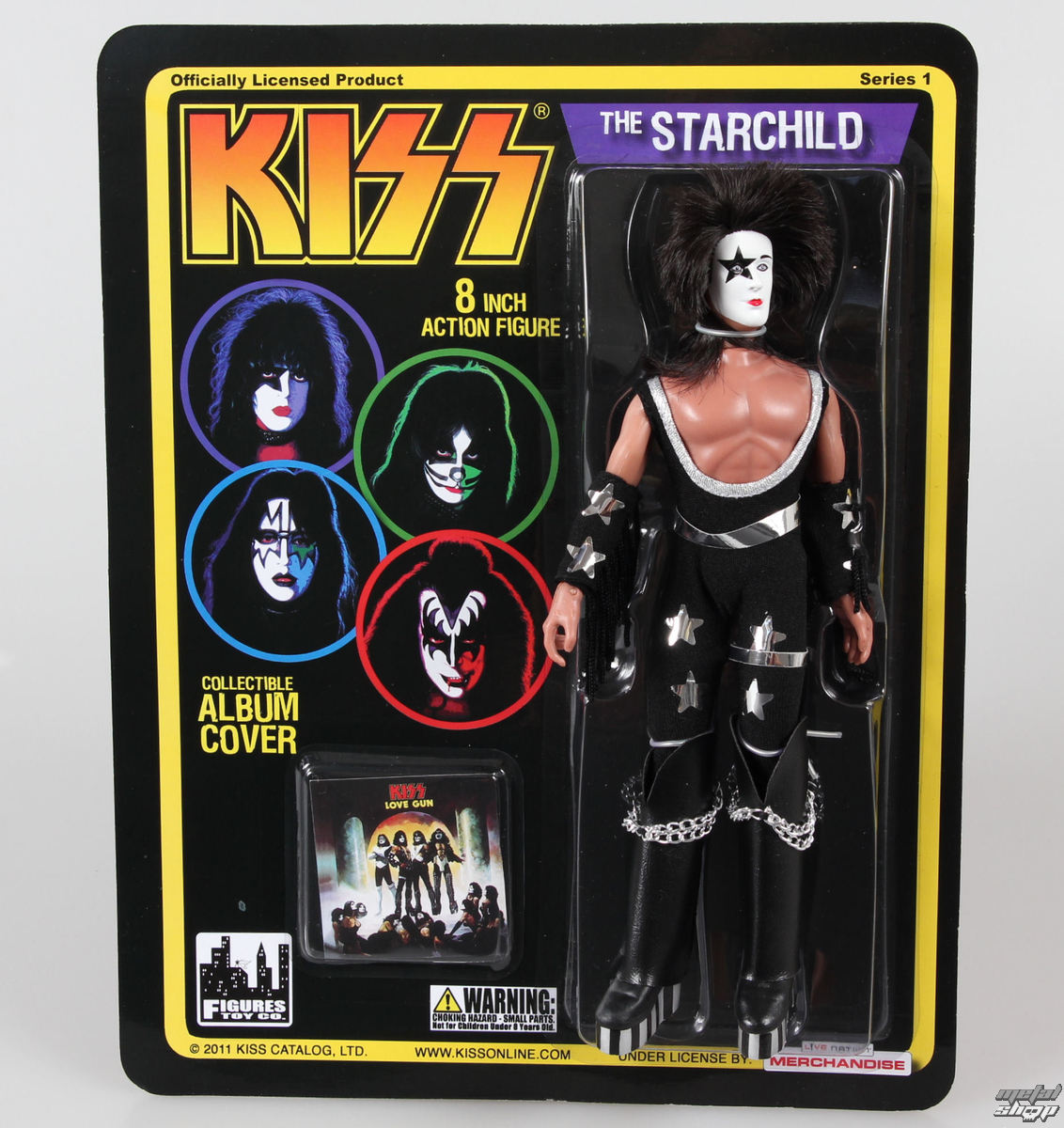 figúrka Kiss - The Starchild - Series 1