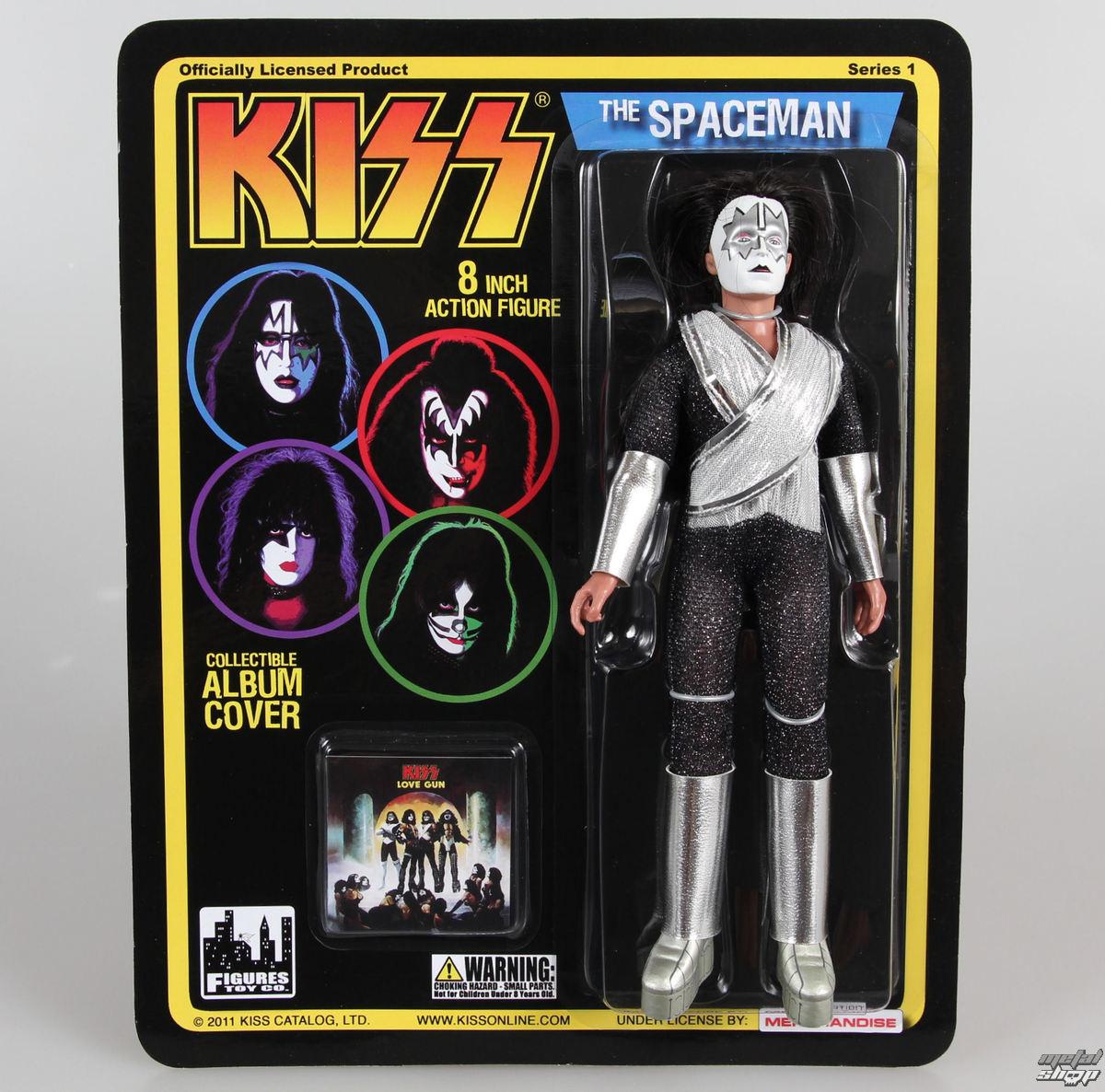 figúrka Kiss - The Spaceman - Series 1